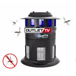 Lámpara Vortex mata insectos, zancudos, mosquitos y moscos