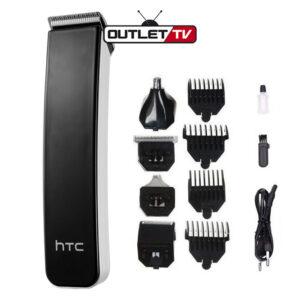 Maquina Peluquera y Afeitadora Multiproposito HTC 5 en 1