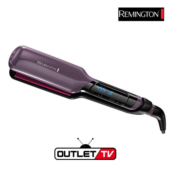 Plancha Para Cabello Remington Silk Ceramic