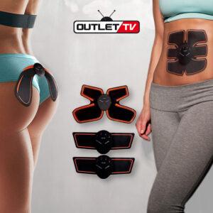 Smart Fitness Series 5 En 1 Electroestimulador Gimnasia Pasiva