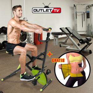 Total Body Fit Evolution Plegable 120kg 12 Niveles